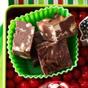 Snack Attack Fudge Recipe