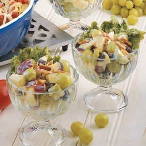 New Waldorf Salad Recipe