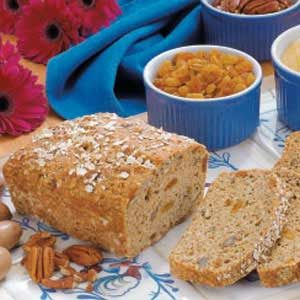Oatmeal Bread Photo
