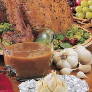 Herb-Rubbed Turkey Recipe