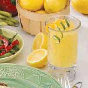 Citrus Ice Recipe