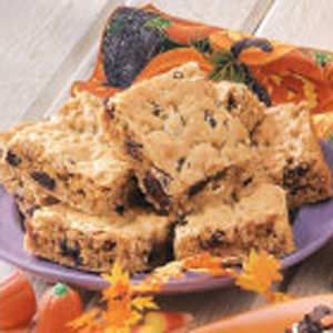 Granola Blondies Recipe