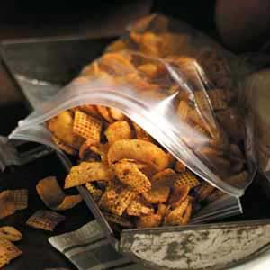 Zesty Snack Mix Recipe