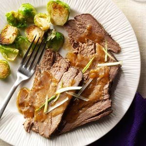 Marinated Pot Roast Recipe