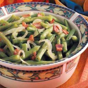 Zippy Green Beans Recipe