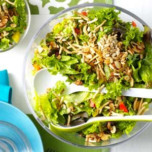 Company Green Salad Recipe