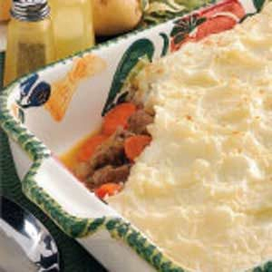 Shepherd's Pie Bake Recipe