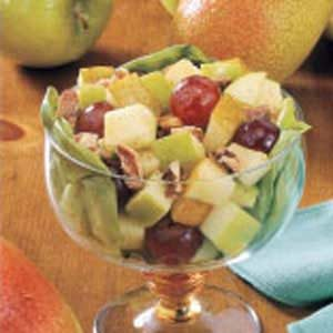 Apple Pear Salad Recipe