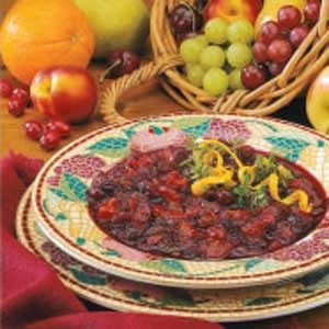 Citrus Cranberry Relish