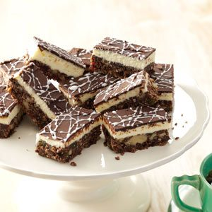 Decadent Nanaimo Bars Recipe