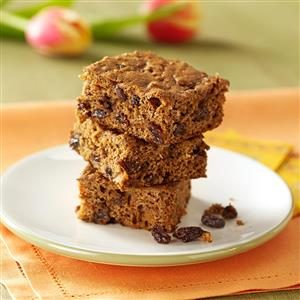 Harvest Snack Cake Recipe