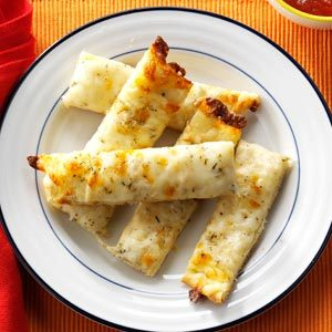 Herbed Cheese Sticks Recipe