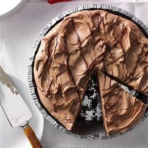 Creamy Hazelnut Pie Recipe