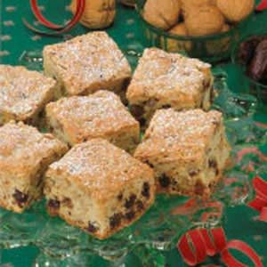 Grandma's Date Bars Recipe