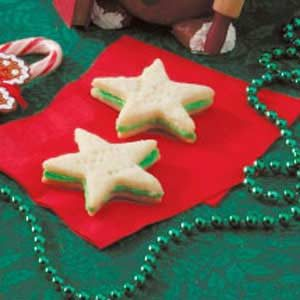 Star Sandwich Cookies Recipe