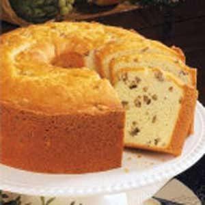 Georgia Pecan Cake Recipe