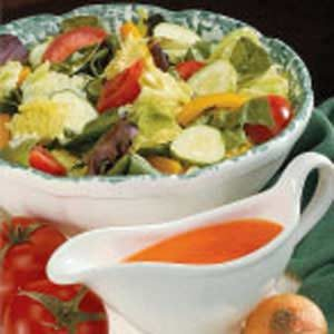 Tomato Soup Salad Dressing Recipe
