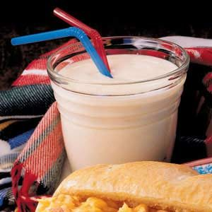 Smooth Vanilla Shakes Recipe