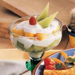 Summer Melon Parfaits Recipe