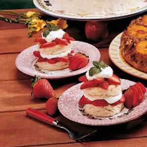 Southern Shortcake Recipe