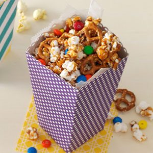 Peanut Butter Lover's Popcorn Recipe