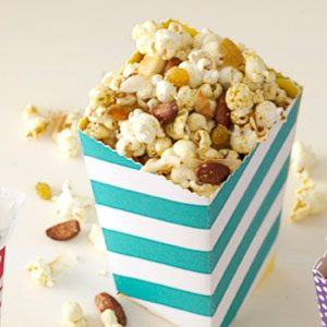 Island Breeze Popcorn Recipe
