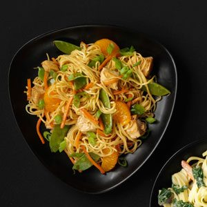 Asian Noodle Stir-Fry Recipe