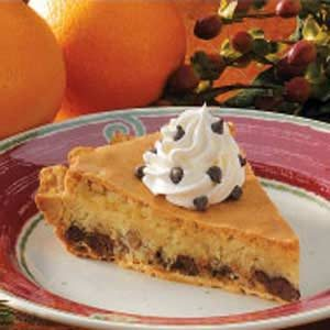 Pecan Chocolate Pie Recipe