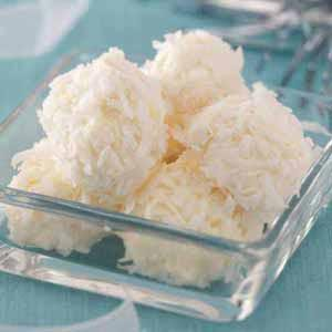 Pineapple Coconut Snowballs Recipe
