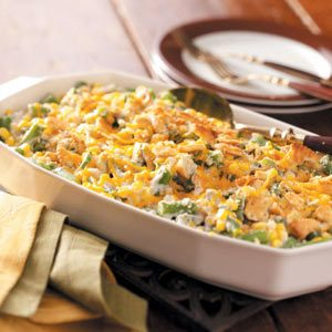 Corn 'n' Bean Bake Recipe