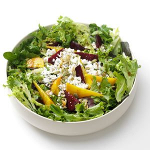 Beets & Greens Salad Recipe