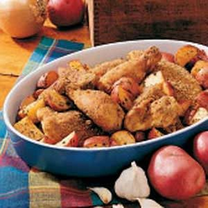 Chicken Potato Bake Recipe