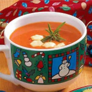 Quick Tomato Soup Recipe