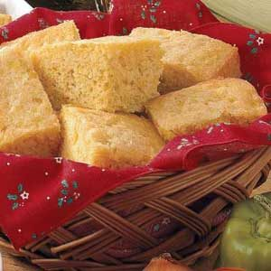 Corny Corn Bread Recipe