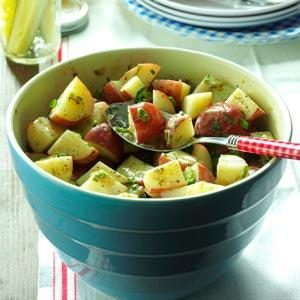 Red Potato Salad Dijon Recipe