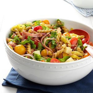 Hero Pasta Salad Recipe