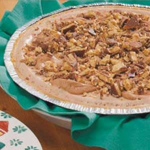 Mocha Ice Cream Pie Recipe