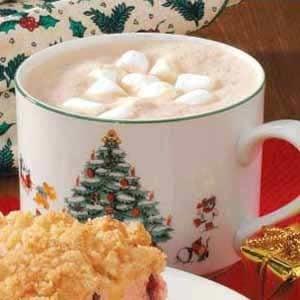 Favorite Hot Chocolate Recipe