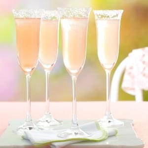 Ginger-Grapefruit Fizz Recipe