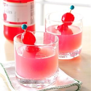 Cranberry Cocktail Recipe