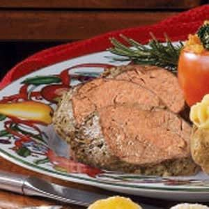 Beef Tenderloin Roast Recipe
