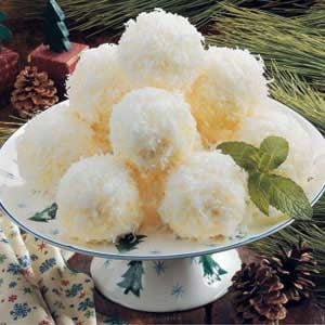 Ice Cream Snowballs Recipe