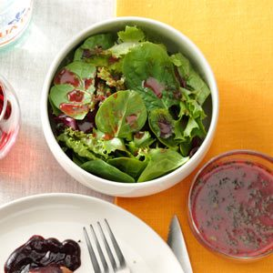 Cranberry-Sesame Vinaigrette Recipe