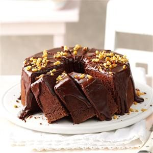 Chocolate Chiffon Cake Recipe