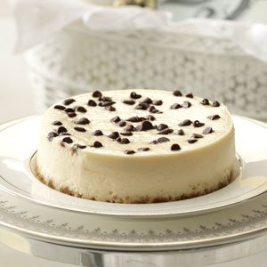 Makeover Irish Cream Cheesecake Recipe