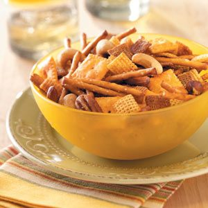 Barbecue Muncher Mix Recipe
