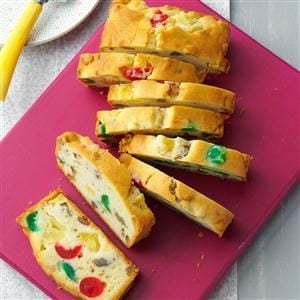 Pineapple Cherry Loaves
