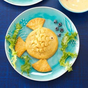 Fun Fish Pastries Recipe