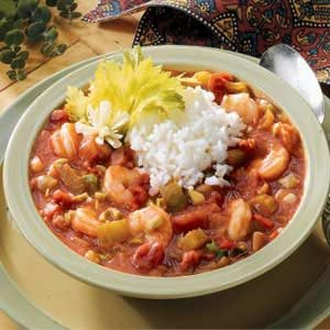 New Orleans Shrimp Creole Recipe