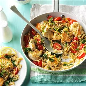 37 Light Pasta Recipes with Big Flavor